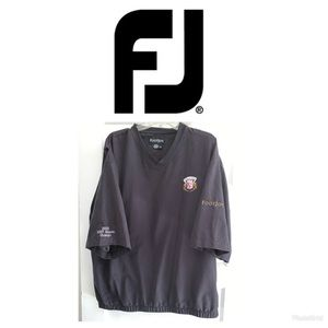 Foot Joy Golf half sleeve jacket XL